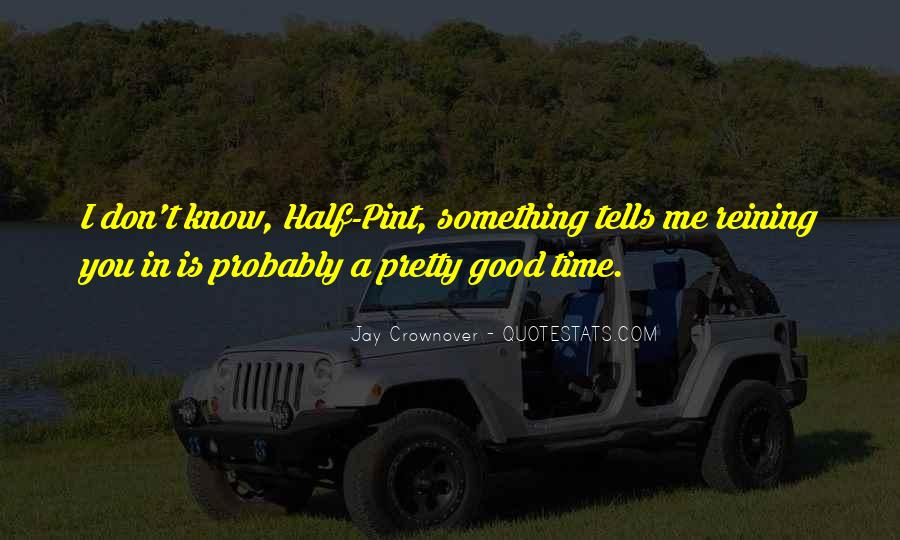 Quotes About Time Tells #163341