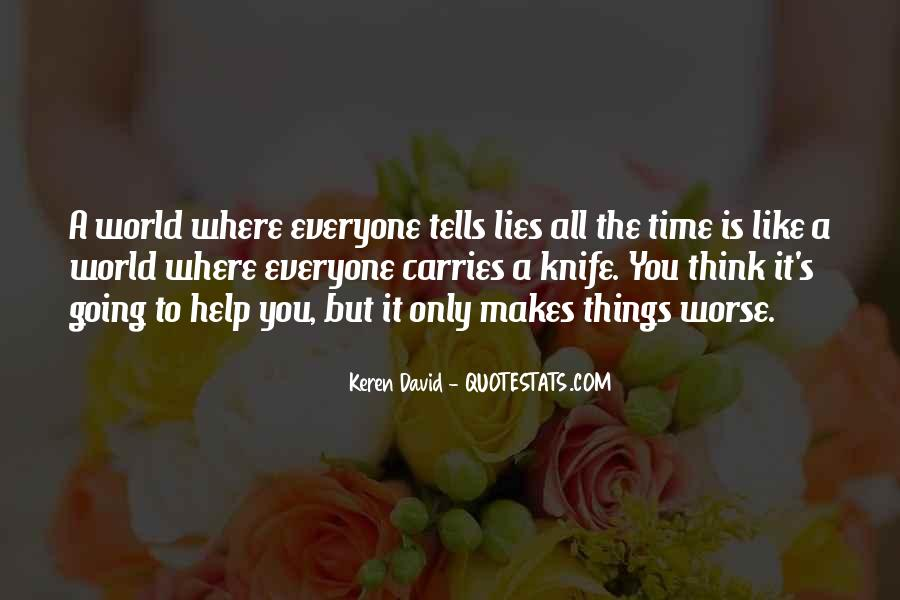 Quotes About Time Tells #174036