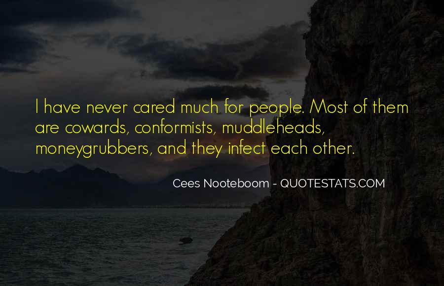 Quotes About Conformists #1053578