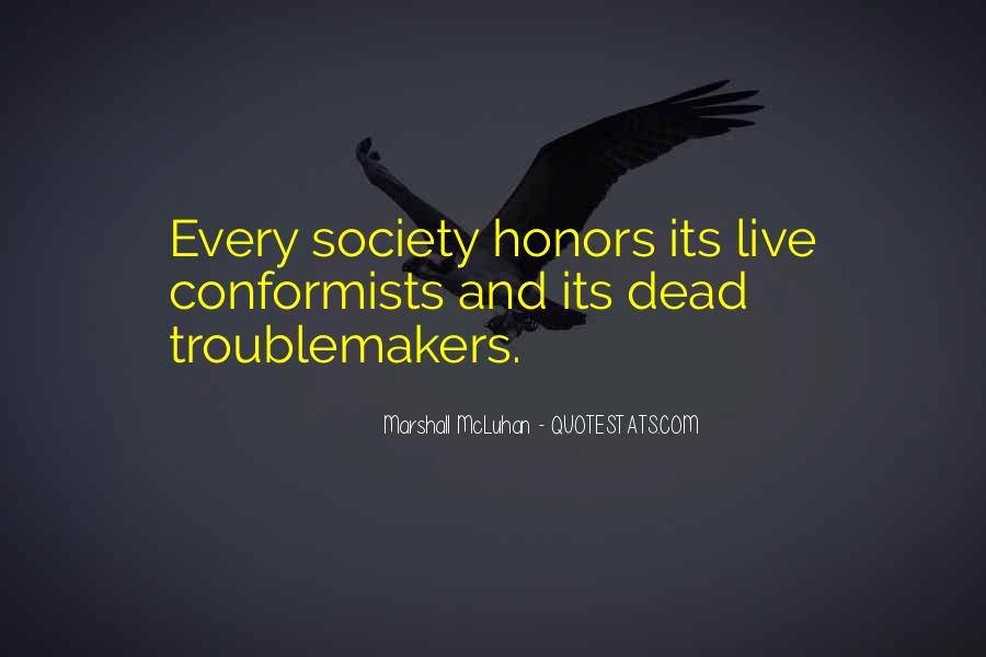 Quotes About Conformists #1132966