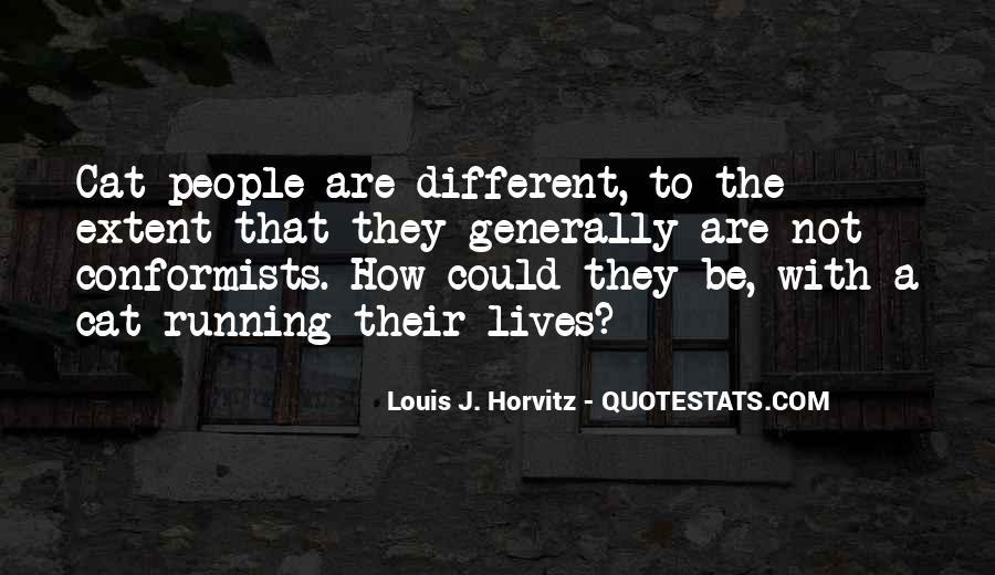 Quotes About Conformists #1314911