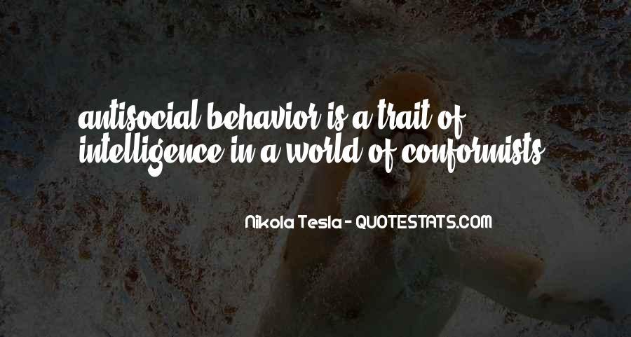 Quotes About Conformists #218261