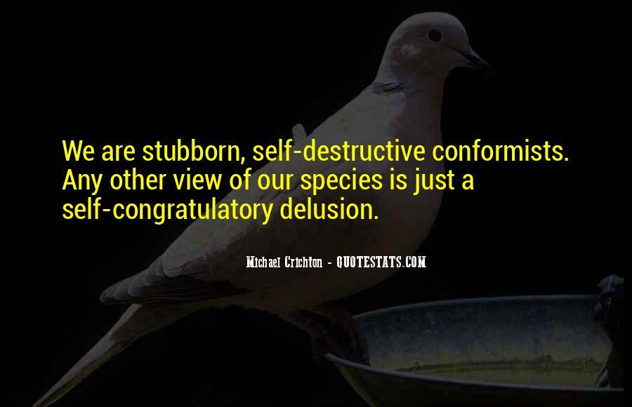 Quotes About Conformists #355724