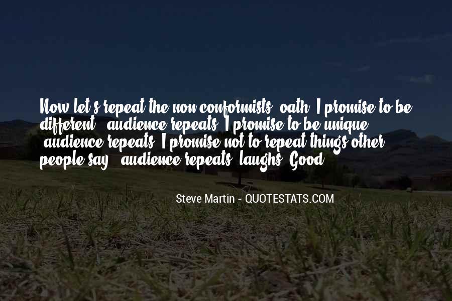 Quotes About Conformists #422951