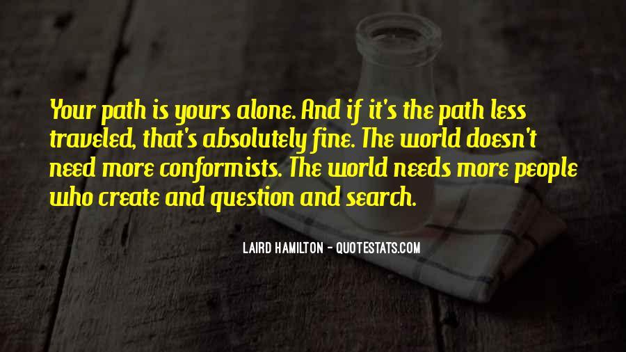 Quotes About Conformists #820176