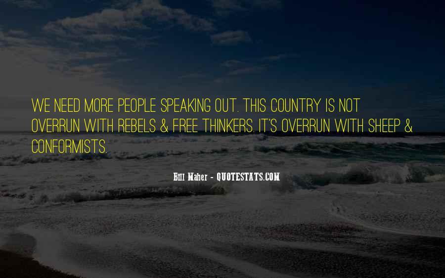 Quotes About Conformists #824844