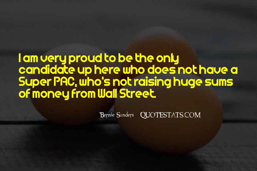 Quotes About Proud Of Who I Am #104868