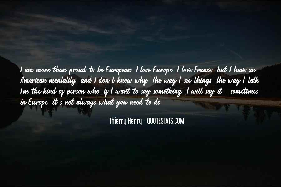 Quotes About Proud Of Who I Am #1105235