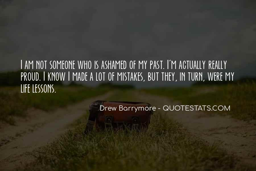 Quotes About Proud Of Who I Am #1187373