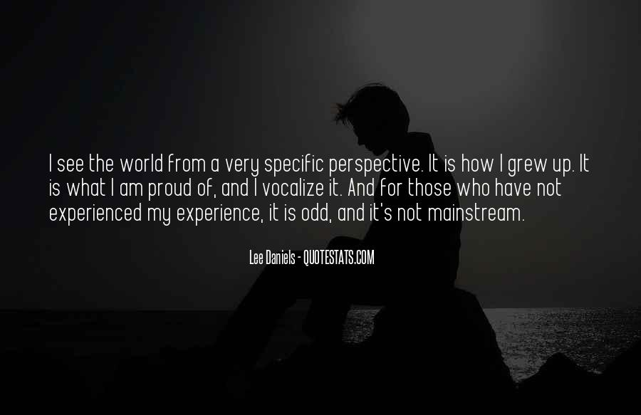 Quotes About Proud Of Who I Am #1597973