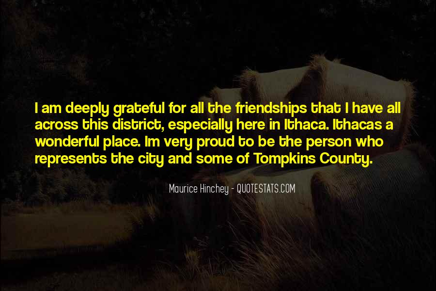 Quotes About Proud Of Who I Am #1749864