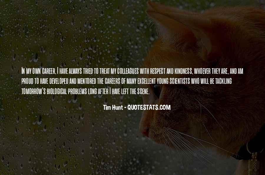 Quotes About Proud Of Who I Am #1831945