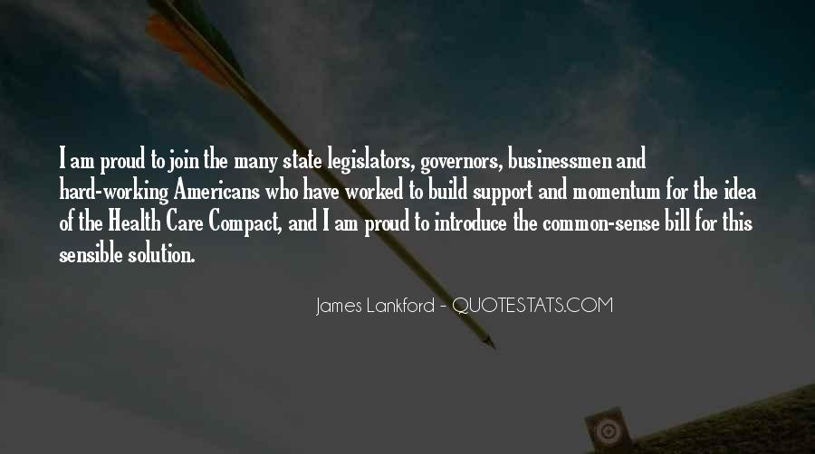 Quotes About Proud Of Who I Am #527061