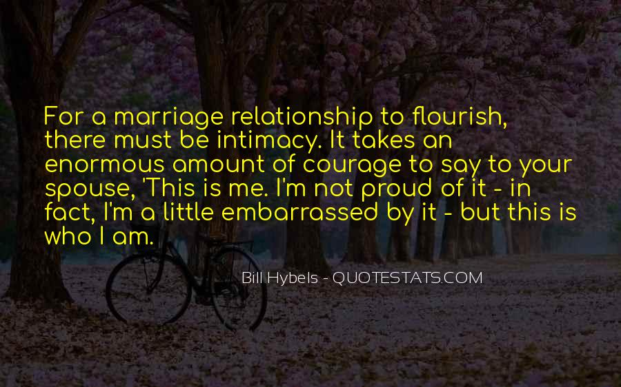 Quotes About Proud Of Who I Am #581224