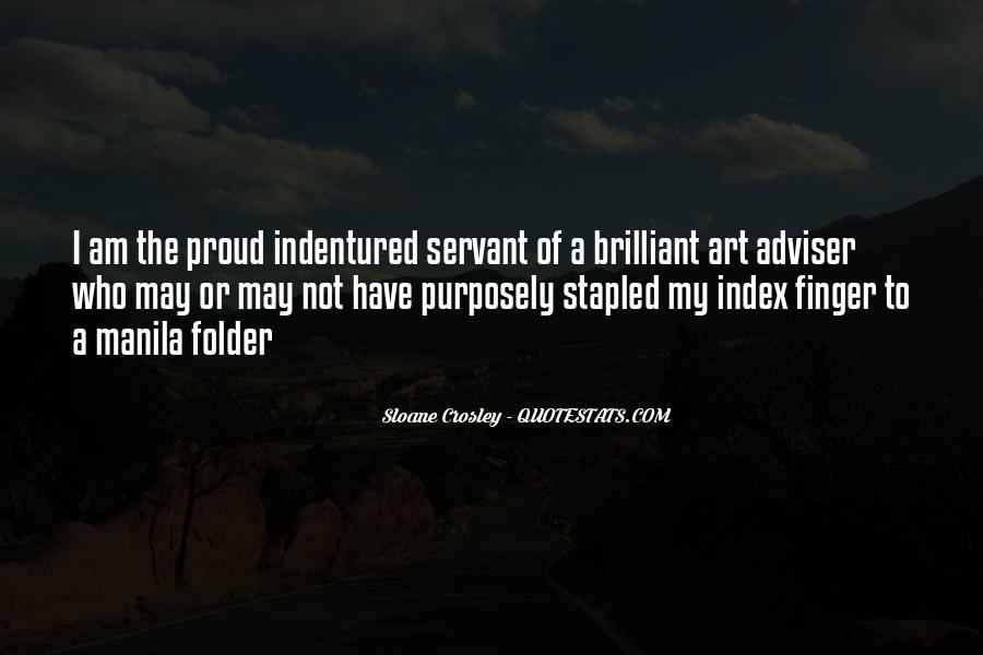Quotes About Proud Of Who I Am #798405