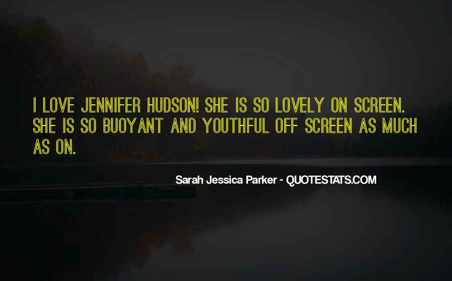 Quotes About Youthful Love #746414