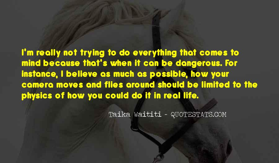 Quotes About Trying To Do Everything #1047532