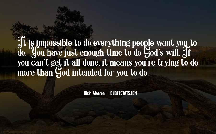 Quotes About Trying To Do Everything #1095615
