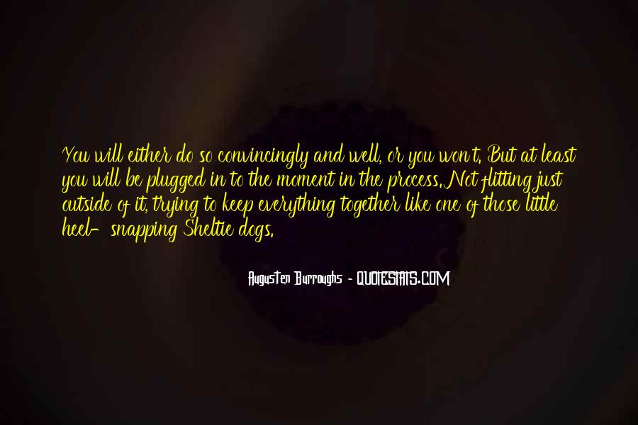 Quotes About Trying To Do Everything #793744