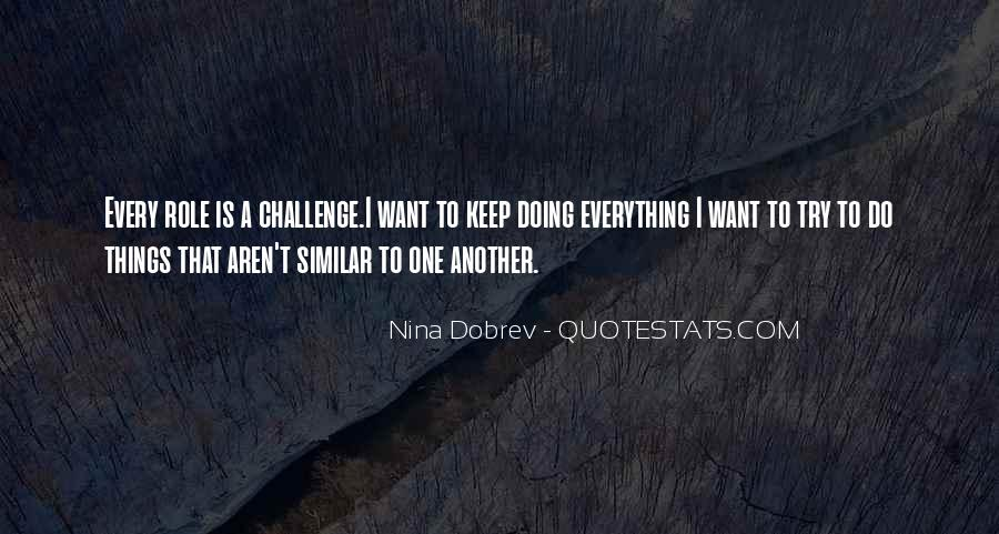 Quotes About Trying To Do Everything #856715