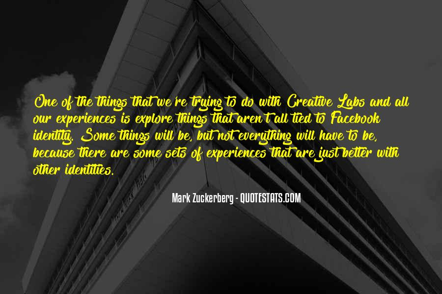 Quotes About Trying To Do Everything #957794
