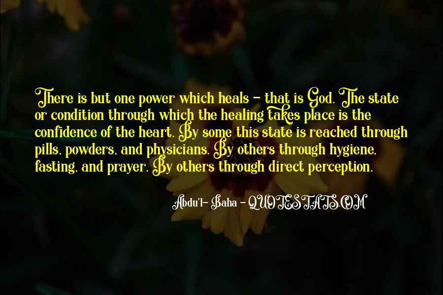 Quotes About God Healing Your Heart #212352