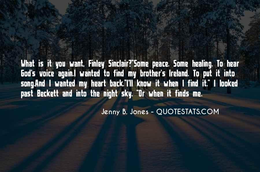 Quotes About God Healing Your Heart #919885