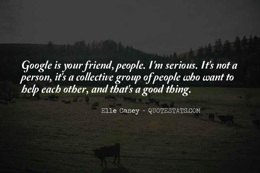 Quotes About Serious Person #1021520