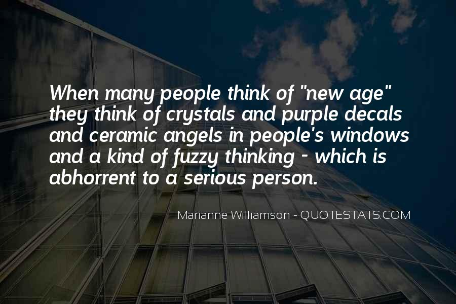 Quotes About Serious Person #1024676
