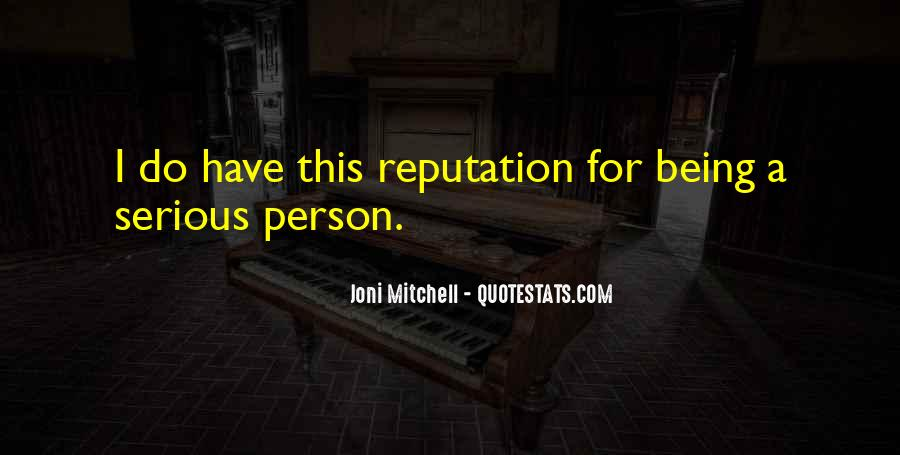 Quotes About Serious Person #1241881
