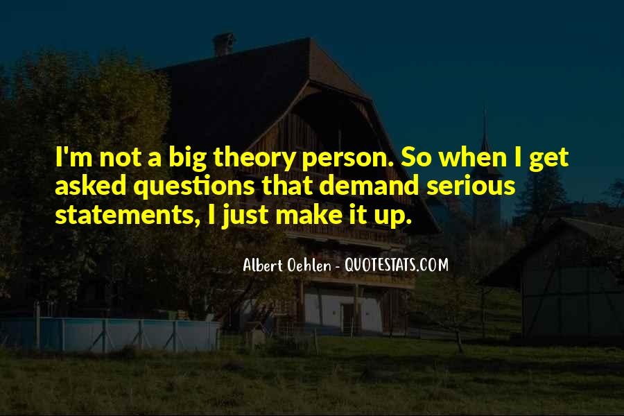 Quotes About Serious Person #986751