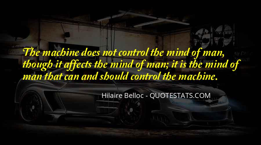 Quotes About Control Of The Mind #313639