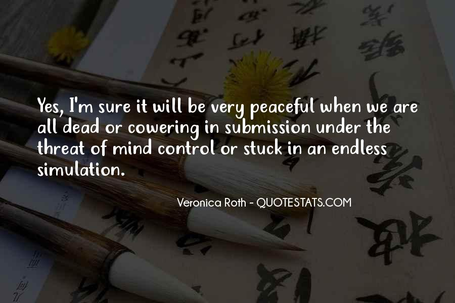 Quotes About Control Of The Mind #448652