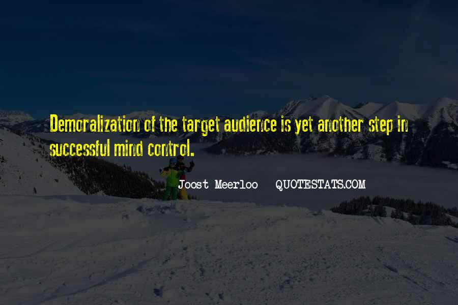 Quotes About Control Of The Mind #531569