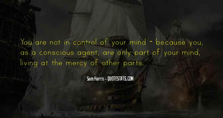 Quotes About Control Of The Mind #555017