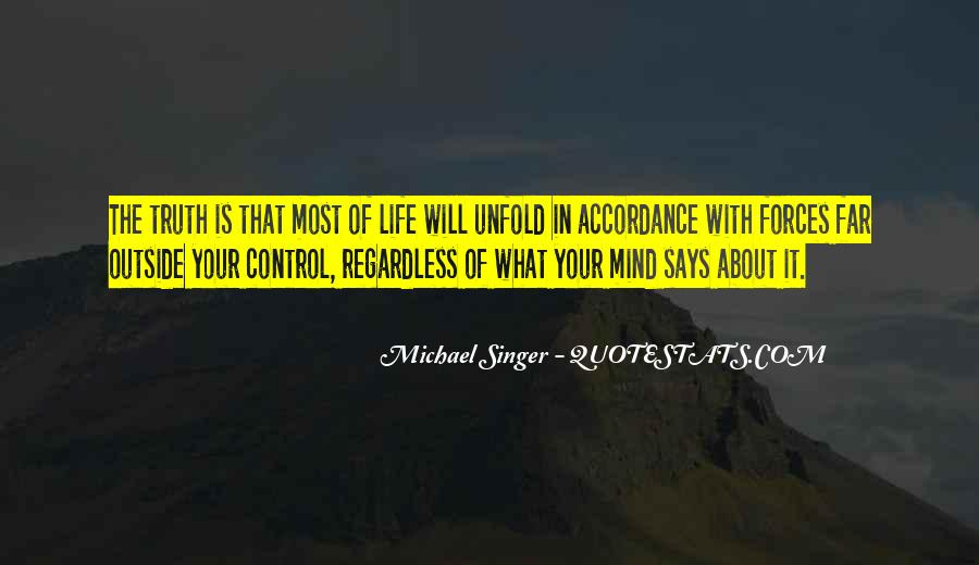 Quotes About Control Of The Mind #569169
