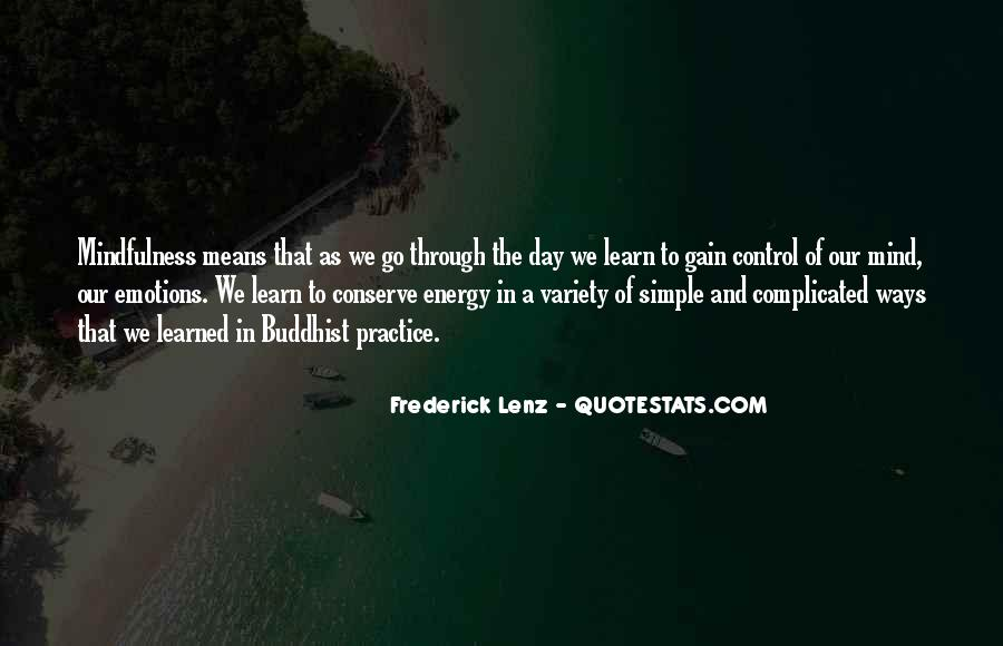 Quotes About Control Of The Mind #843062