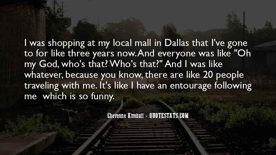 Quotes About Shopping Local #1174053