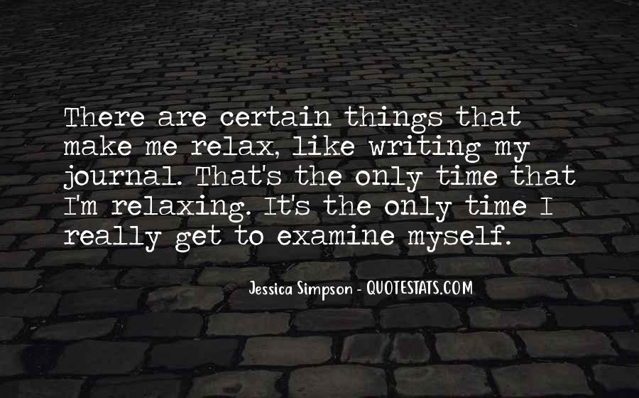 Quotes About Relaxing Time #995454