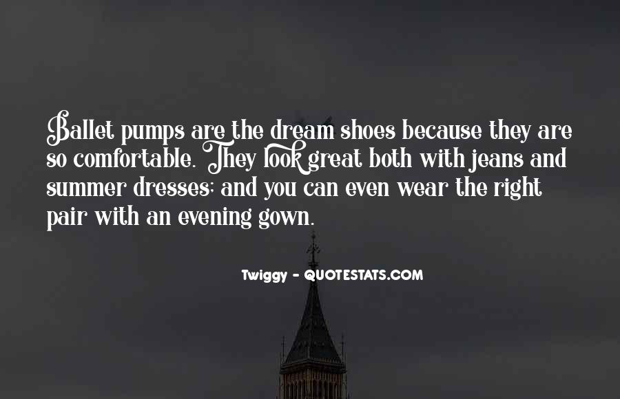 Quotes About Evening Dresses #109036