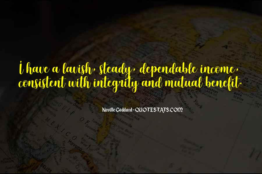 Quotes About Mutual Benefit #148428