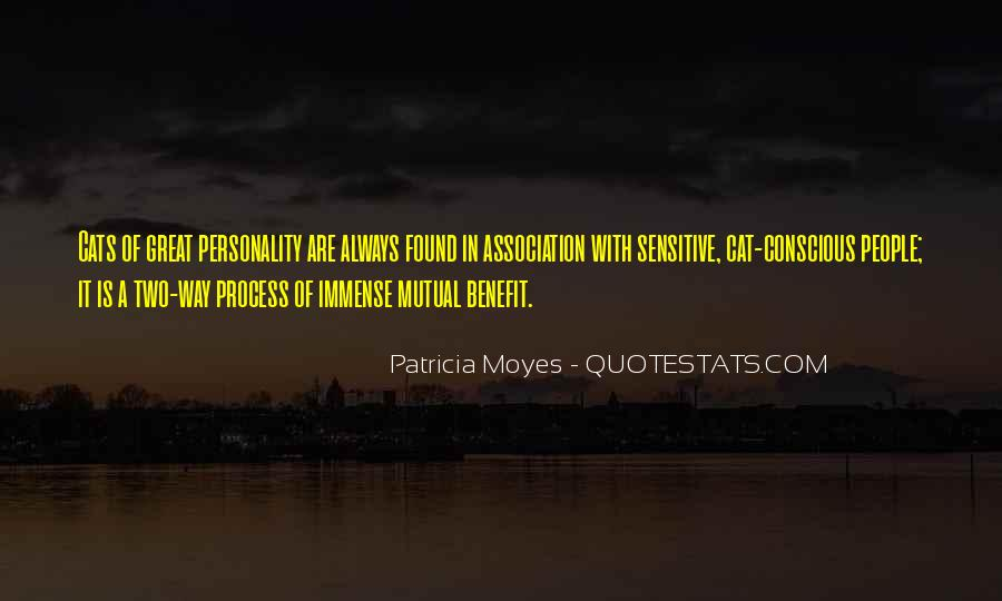 Quotes About Mutual Benefit #1609744