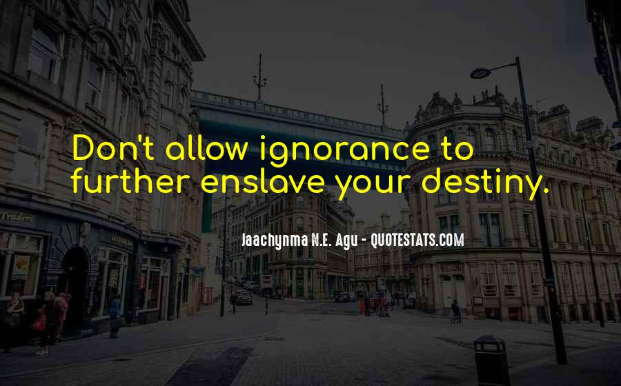 Quotes About Reading And Ignorance #1831477