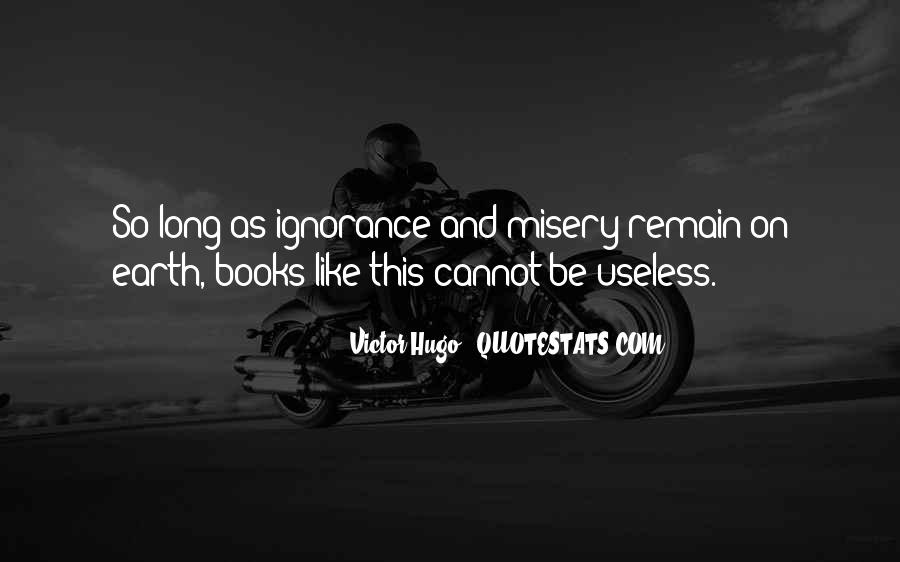 Quotes About Reading And Ignorance #777242