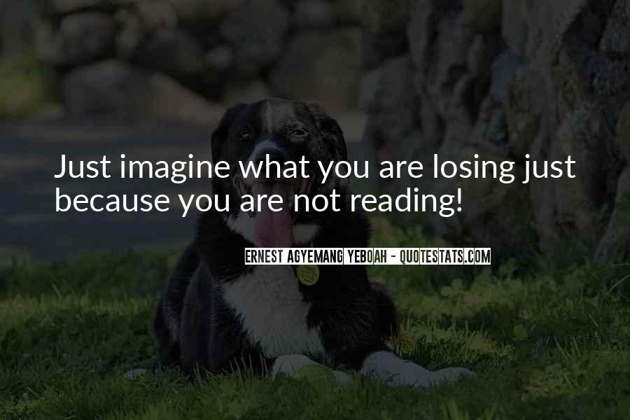 Quotes About Reading And Ignorance #93072