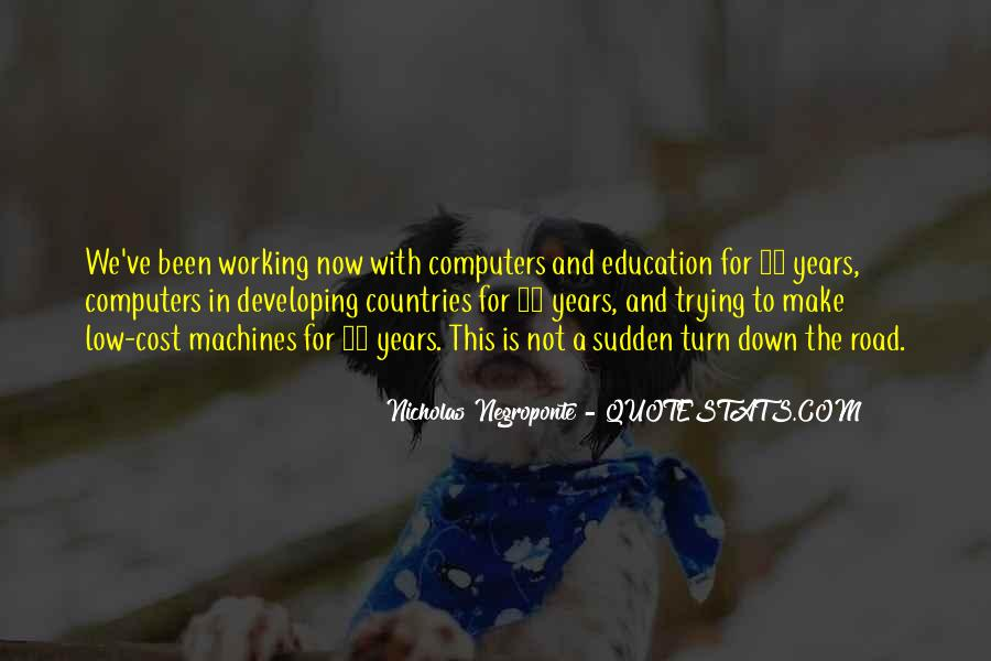 Quotes About Computers And Education #1392420