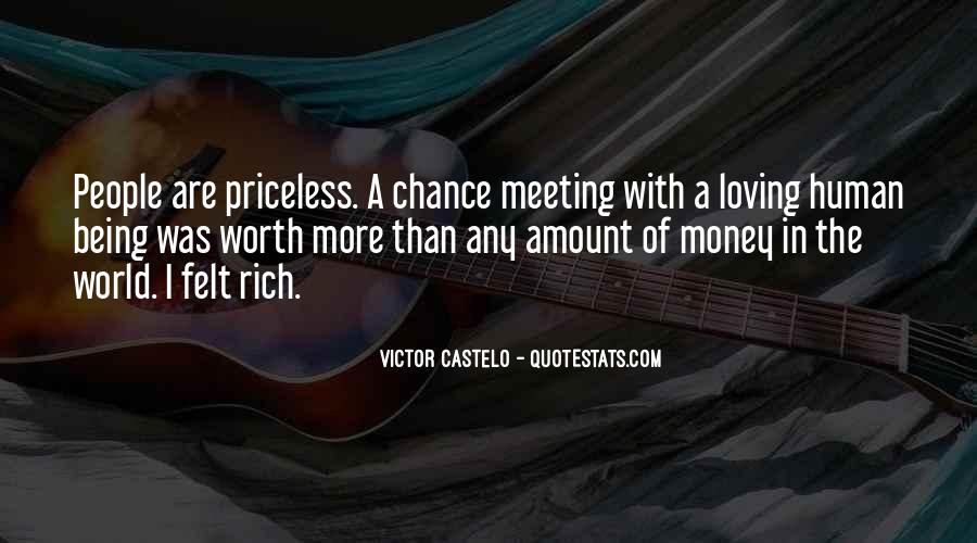Quotes About Meeting Someone By Chance #1435143