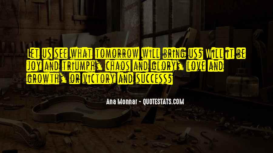Quotes About Future And Success #1060250