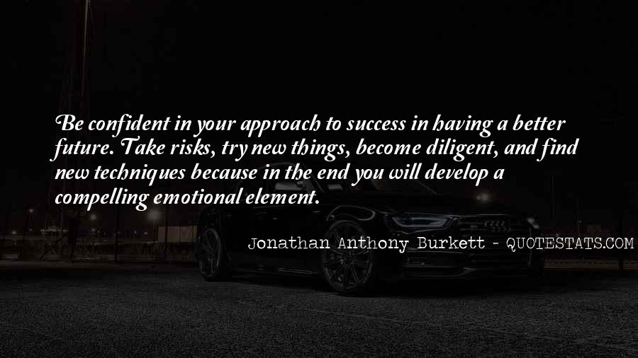 Quotes About Future And Success #1141079