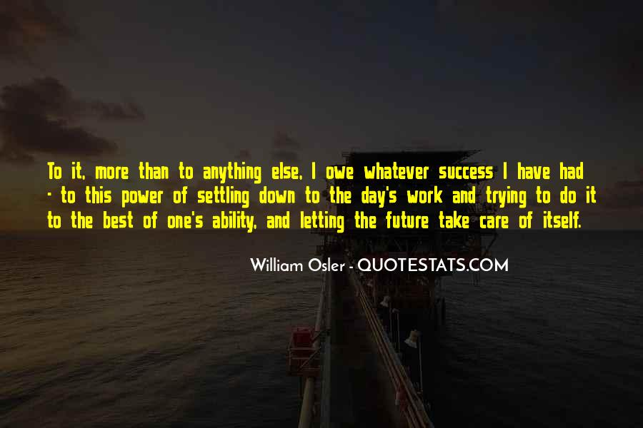 Quotes About Future And Success #1306900